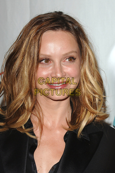 CALISTA FLOCKHART.Calista Receives The Community Service Award At The Los Angeles Commission On Assaults Against Women's 34th Annual Humanitarian Awards at the Beverly Hills Hotel, Beverly Hills, CA..October 22nd, 2005.Ref: MOO.headshot portrait.www.capitalpictures.com.sales@capitalpictures.com.©Capital Pictures.