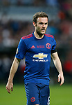 Juan Mata of Manchester United during the UEFA Europa League Final match at the Friends Arena, Stockholm. Picture date: May 24th, 2017.Picture credit should read: Matt McNulty/Sportimage