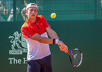 The Hague, Netherlands, 17 July, 2017, Tennis,  The Hague Open, Tallon Griekspoor (NED)<br /> Photo: Henk Koster/tennisimages.com
