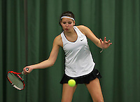 Rotterdam, The Netherlands, March 19, 2016,  TV Victoria, NOJK 14/18 years, Tess Demin (NED)<br /> Photo: Tennisimages/Henk Koster