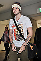 The Wanted arrive in Japan