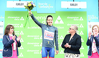 Picture by SWpix.com 04/05/2018 - Cycling Asda Women's Tour de Yorkshire - Stage 2 Barnsley to Ilkley - Great Britain's Danielle Rowe takes the Dimension Data Mosdt Active Jersey.