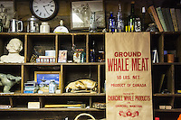 Whale Meat used to be on sale in Churchill