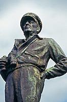 Statue of General Douglas MacArthur, Chayu (Freedom Park), Inch'on, South Korea