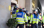 Demo march central london anarchists..Ritz hotel attack..pic by Gavin Rodgers/ Pixel 8000.07917221968