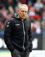 Christian STREICH, Trainer SCF, Fussball, 1. Bundesliga  2017/2018<br /> <br />  Football: Germany, 1. Bundesliga, SC Freiburg vs RB Leipzig, 20.01.2018. *** Local Caption *** © pixathlon