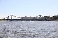 Brücke über die Moskwa - 16.06.2018: Argentinien vs. Island, Spartak Stadium Moskau
