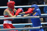 Nanjing 2014 Boxeo Femenino -51kgs