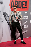 Pelayo Diaz attends to ARDE Madrid premiere at Callao City Lights cinema in Madrid, Spain. November 07, 2018. (ALTERPHOTOS/A. Perez Meca) /NortePhoto.com