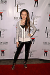 BRITTANY CURRAN. Arrivals to the LA Rocks Fashion Show, featuring the Lauren Elaine Fall 2010 Collection Debut at the Key Club. West Hollywood, CA, USA. March 22, 2010.