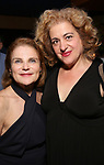 "Tovah Feldshuh and Mary Testa attends ""The Government Inspector"" Opening Night Party at West Bank Cafe on June 1, 2017 in New York City."