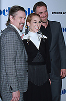 April.11, 2019 Ethan Hawke, Noomi Rapace, Robert Budreau  attend Smith Global Media &amp; Dark Star presents premiere of Stockholm at MOMA  in New York April 11, 2019.<br /> CAP/MPI/RW<br /> &copy;RW/MPI/Capital Pictures