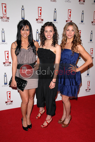 Lauren Gottleib, Kathryn McCormick and Allison Holker<br />