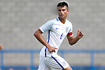 Easah Suliman of England and Aston Villa during the U19's International match at the New Buck?s Head Stadium, Telford. Picture date: 1st September 2016. Picture Malcolm Couzens/Sportimage