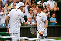 KEVIN ANDERSON (RSA)<br /> <br /> TENNIS - THE CHAMPIONSHIPS - WIMBLEDON- ALL ENGLAND LAWN TENNIS AND CROQUET CLUB - ATP - WTA -ITF - WIMBLEDON-SW19, LONDON, GREAT  BRITAIN- 2017  <br /> <br /> <br /> &copy; TENNIS PHOTO NETWORK