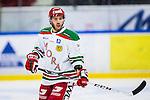 S&ouml;dert&auml;lje 2013-12-12 Ishockey Hockeyallsvenskan S&ouml;dert&auml;lje SK - Mora IK :  <br /> Mora 7 Alexander Ribbenstrand <br /> (Foto: Kenta J&ouml;nsson) Nyckelord:  portr&auml;tt portrait