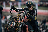 Quinten Hermans (BEL/Telenet Fidea Lions)<br /> <br /> Elite Men's Race<br /> Belgian National CX Championschips<br /> Kruibeke 2019