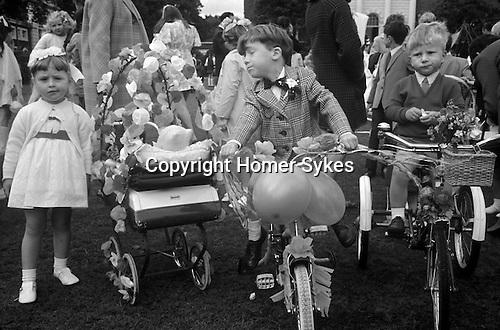 Warrington Walking Day. Warrington, Lancashire UK 1970s, 1971 or 1972.