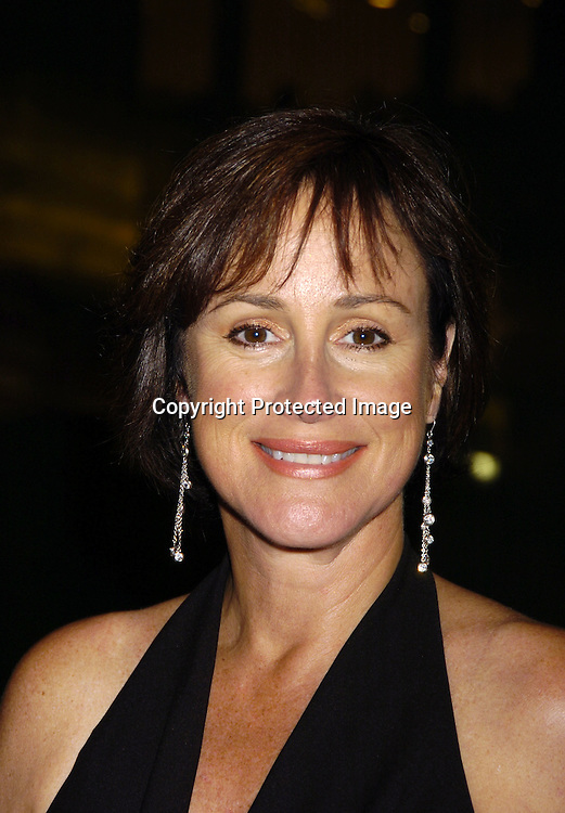Hillary B Smith ..at The Feast with Famous Faces benefitting The League for The Hard of Hearing on September 26, 2005 at JP Morgan Chase Dining Room. ..Photo by Robin Platzer, Twin Images