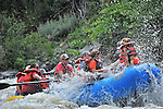 7/18/14 am Colorado River Guides Upper Colorado River - Rancho Del Rio to Two Bridges