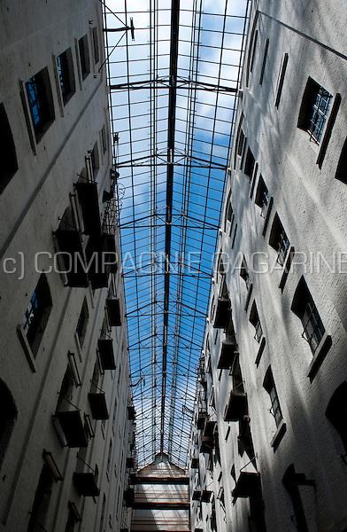 The Felixarchief city archives of Antwerp (Belgium, 23/06/2009)