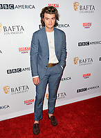 Joe Keery at the BAFTA Los Angeles BBC America TV Tea Party 2017 at The Beverly Hilton Hotel, Beverly Hills, USA 16 September  2017<br /> Picture: Paul Smith/Featureflash/SilverHub 0208 004 5359 sales@silverhubmedia.com