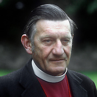 Rt Rev John C Duggan, Church of Ireland, Bishop of Tuam, Rep of Ireland,  June, 1978, 19780600183<br />