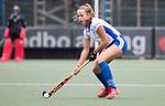 UTRECHT - Renee van Laarhoven (Kampong)  tijdens de hockey hoofdklasse competitiewedstrijd dames:  Kampong-Laren . COPYRIGHT KOEN SUYK