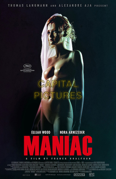 POSTER ART<br /> in Maniac (2012) <br /> *Filmstill - Editorial Use Only*<br /> CAP/FB<br /> Image supplied by Capital Pictures