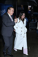 NEW YORK, NY- November 12: Idina Menzel seen at Good Morning America promoting Disney's Frozen 2 in New York City on November 12, 2019. Credit: RW/MediaPunch