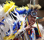 Santa Fe Dancing Indian Market 2016
