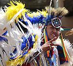 Santa Fe Dancing Indian Market 2016