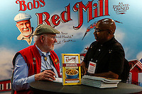NEW YORK, NY JUNE 27: Bob Moore, founder of Bob's Red Mill and Natural Foods attends the Annual Summer Fancy Food Show at the Javits Center in Manhattan on June 27, 2016 in New York City. (Photo by VIEWpress)
