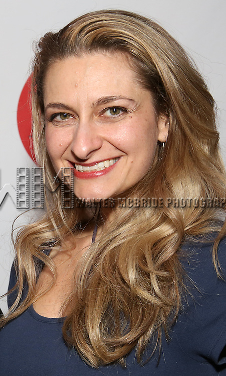 Sara Wordsworth attends The Lilly Awards Broadway Cabaret at the Cutting Room on October 17, 2016 in New York City.