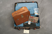 Willard Suitcases / Clarissa B.<br /> &copy;2013 Jon Crispin<br /> ALL RIGHTS RESERVED