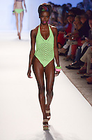 Dolores Cortes Swimwear Show during Mercedes Benz IMG Fashion Swim Week 2013 at The Raleigh Hotel, Miami Beach, FL on July 20, 2012