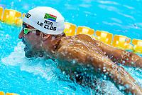 LE CLOS Chad RSA Republic Of South Africa<br /> Gwangju South Korea 23/07/2019<br /> Swimming Men's 200m Butterfly Preliminary<br /> 18th FINA World Aquatics Championships<br /> Nambu University Aquatics Center <br /> Photo © Andrea Masini / Deepbluemedia / Insidefoto
