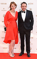 Kate Varah, Matthew Warchus at The Old Vic Bicentenary Ball held at The Old Vic, The Cut, Lambeth, London, England, UK on Sunday13 May 2018.<br /> CAP/MV<br /> &copy;Matilda Vee/Capital Pictures