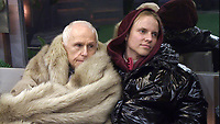 Wayne Sleep, Shane Jenek - AKA Courtney Act<br /> Celebrity Big Brother 2018 - Day 10<br /> *Editorial Use Only*<br /> CAP/KFS<br /> Image supplied by Capital Pictures