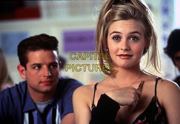 Clueless (1995) <br /> Justin Walker, Alicia Silverstone<br /> *Filmstill - Editorial Use Only*<br /> CAP/KFS<br /> Image supplied by Capital Pictures