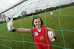 McDonalds Girls Football Festival