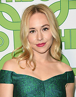 06 January 2019 - Beverly Hills , California - Sarah Goldberg. 2019 HBO Golden Globe Awards After Party held at Circa 55 Restaurant in the Beverly Hilton Hotel. <br /> CAP/ADM/BT<br /> ©BT/ADM/Capital Pictures