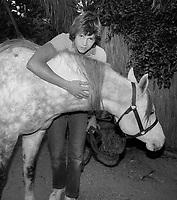 Jimmy McNichol 1981<br /> Photo By Adam Scull/PHOTOlink.net