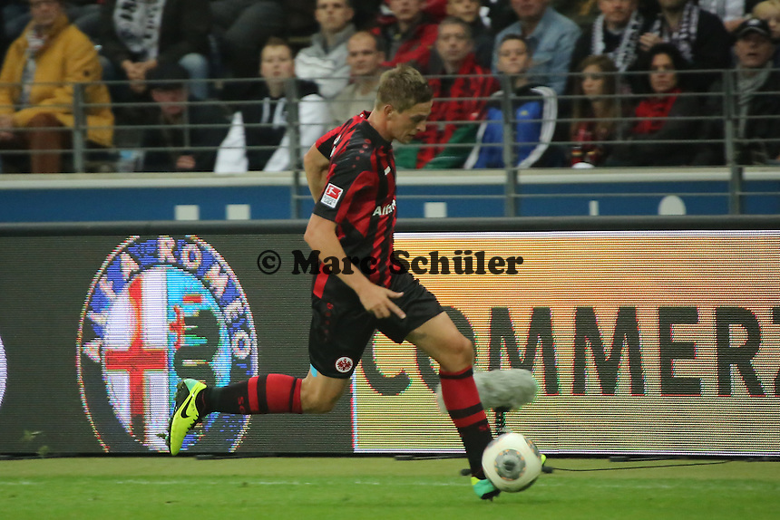 Bastian Oczipka (Eintracht) - Eintracht Frankfurt vs. Hamburger SV, Commerzbank Arena