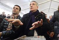 Nichi Vendola e Eddy Testa