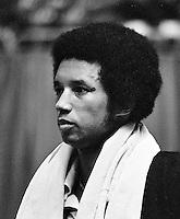 1975, ABN Tennis, Arthur Ashe winnaar