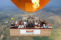 20160123 January 23 Hot Air Balloon Gold Coast