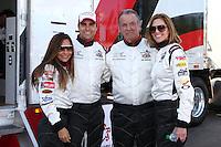 Vanessa Marcel, Colin Egglesfield, Eric Braeden, Tricia Helfer<br /> at the Toyota Grand Prix of Long Beach Pro/Celebrity Race Press Day, Long Beach Grand Prix Raceway, Long Beach, CA 04-01-14<br /> David Edwards/DailyCeleb.Com 818-249-4998