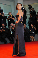 "Adele Exarchopoulos at the ""Racer And The Jailbird (Le Fidele)"" premiere, 74th Venice Film Festival in Italy on 8 September 2017.<br /> <br /> Photo: Kristina Afanasyeva/Featureflash/SilverHub<br /> 0208 004 5359<br /> sales@silverhubmedia.com"