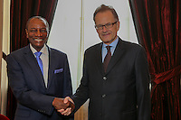 GUINEA PRESIDENT UNOG VISIT APRIL 30, 2014